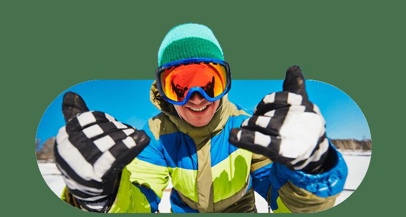 seguro de snowboard